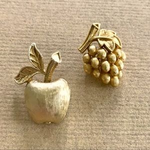 Two Vintage Pins
